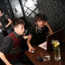 BARREL CAFE - Dj Curley & Code panda